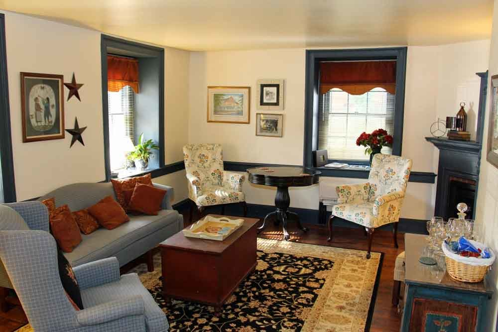 Lancaster PA luxury Bed and Breakfast