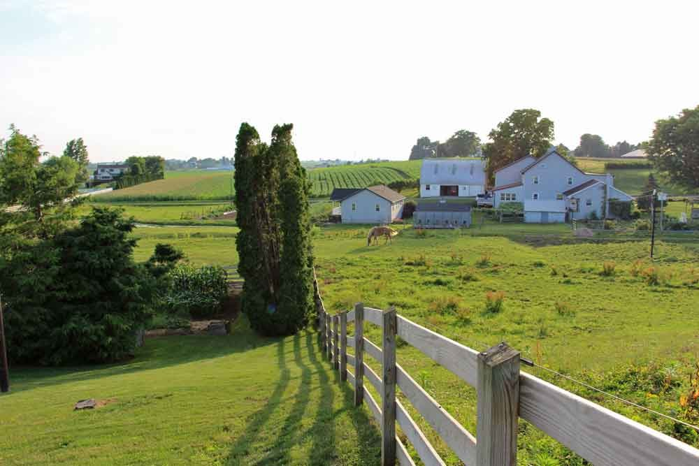Stay with the Amish in Lancaster PA