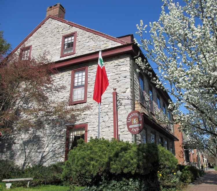 Limestone Inn Strasburg PA