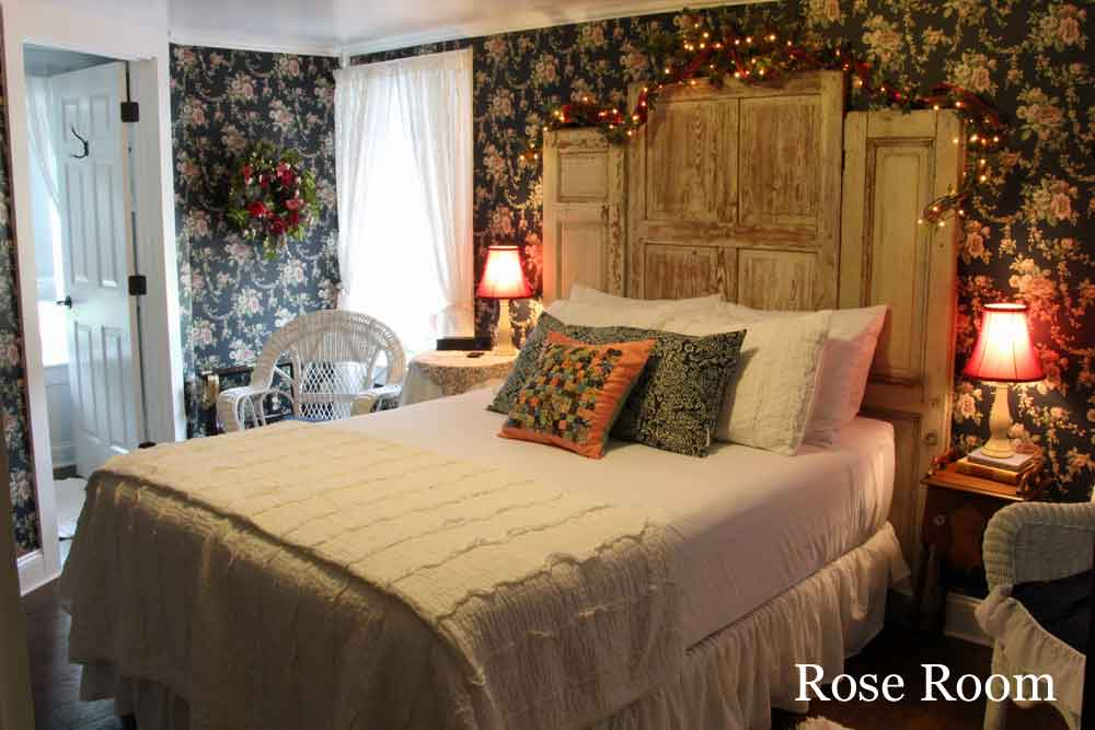 Rose Room, Airy View Bed and Breakfast