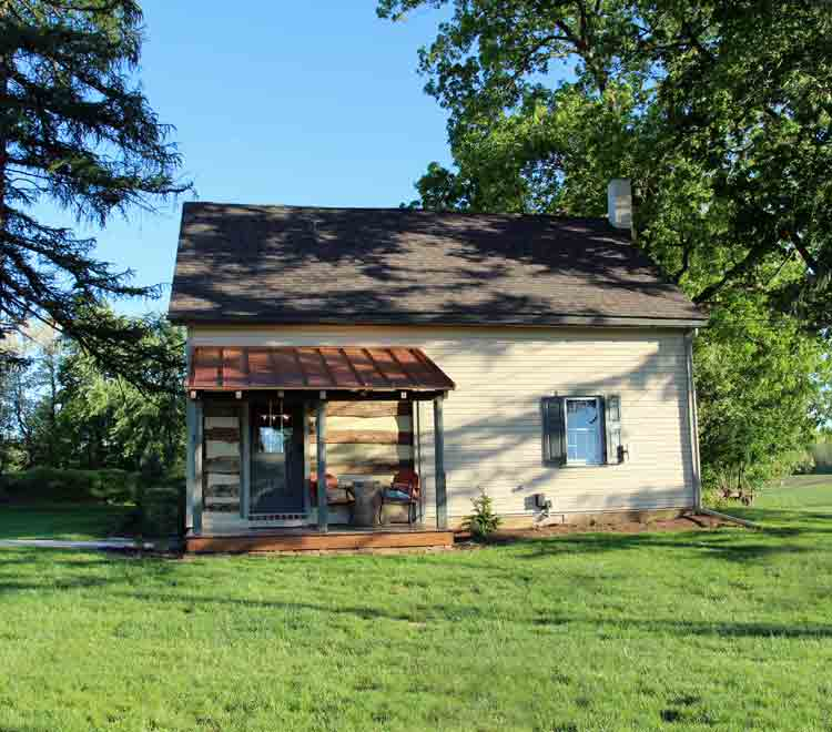 Meck's Country Cottage, Strasburg, Lancaster County PA