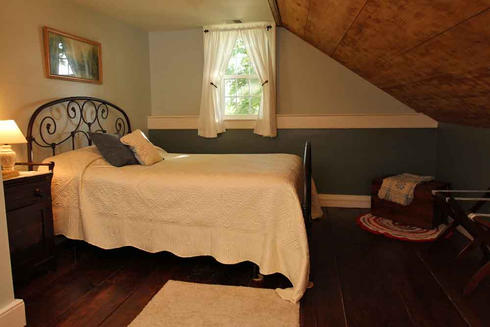 Amish country cottage rental