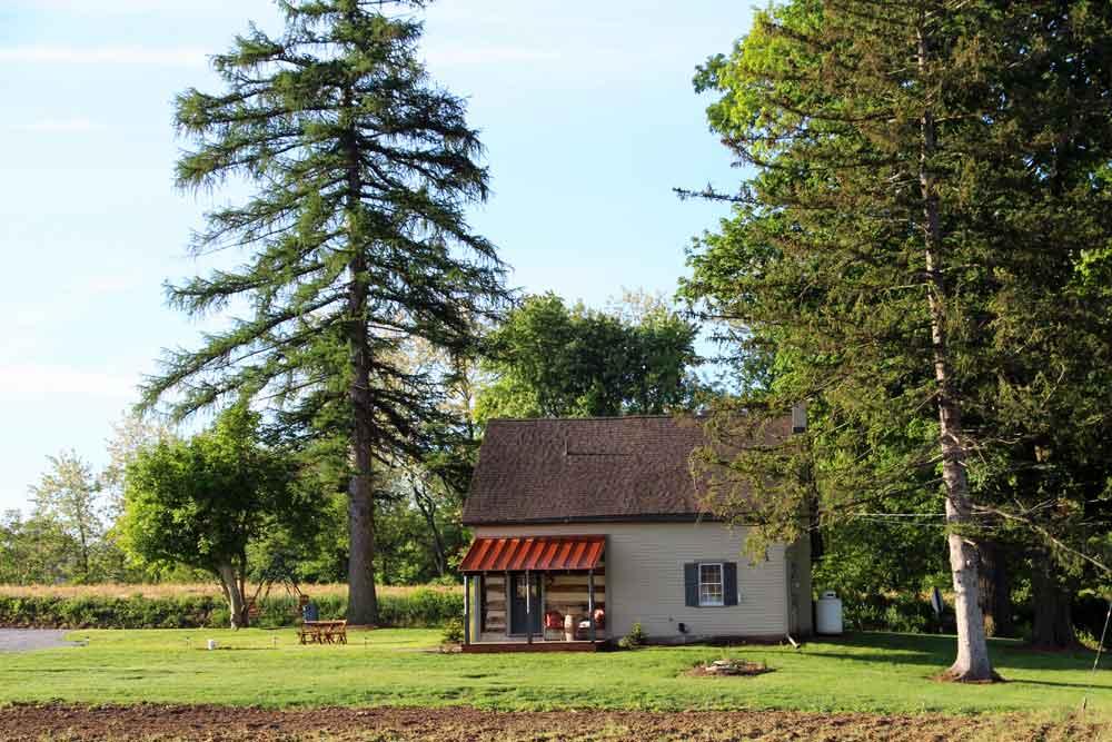Lancaster County PA historic cottage rental