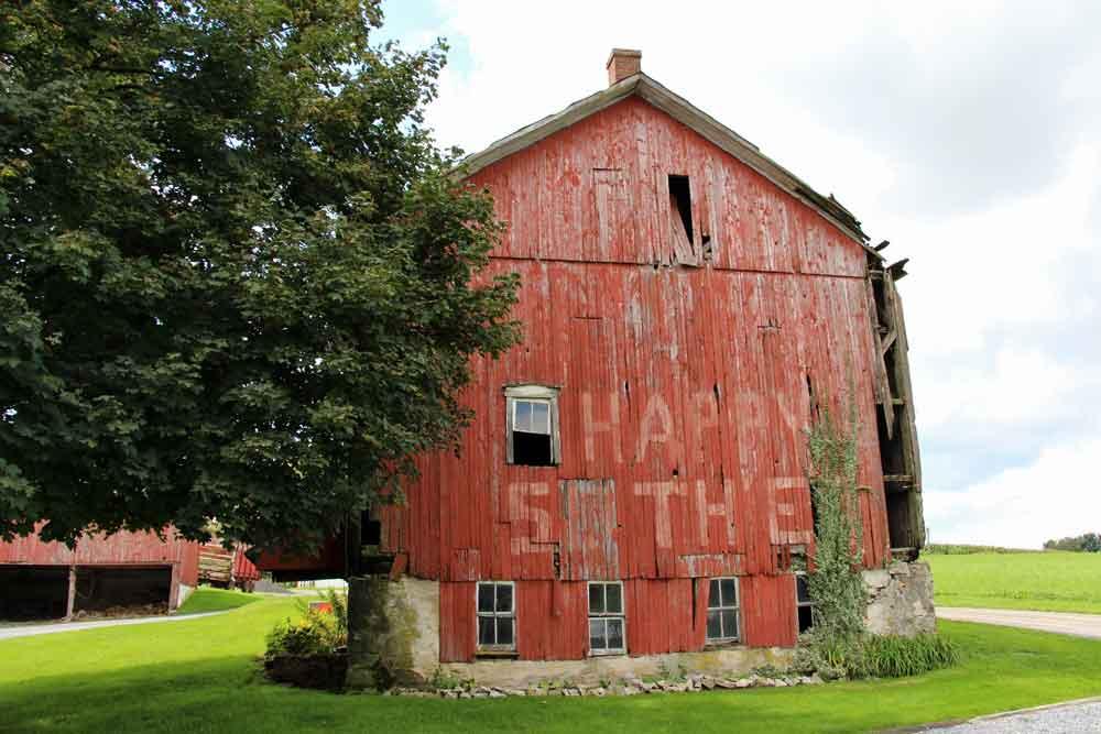 Lancaster County Farmstay